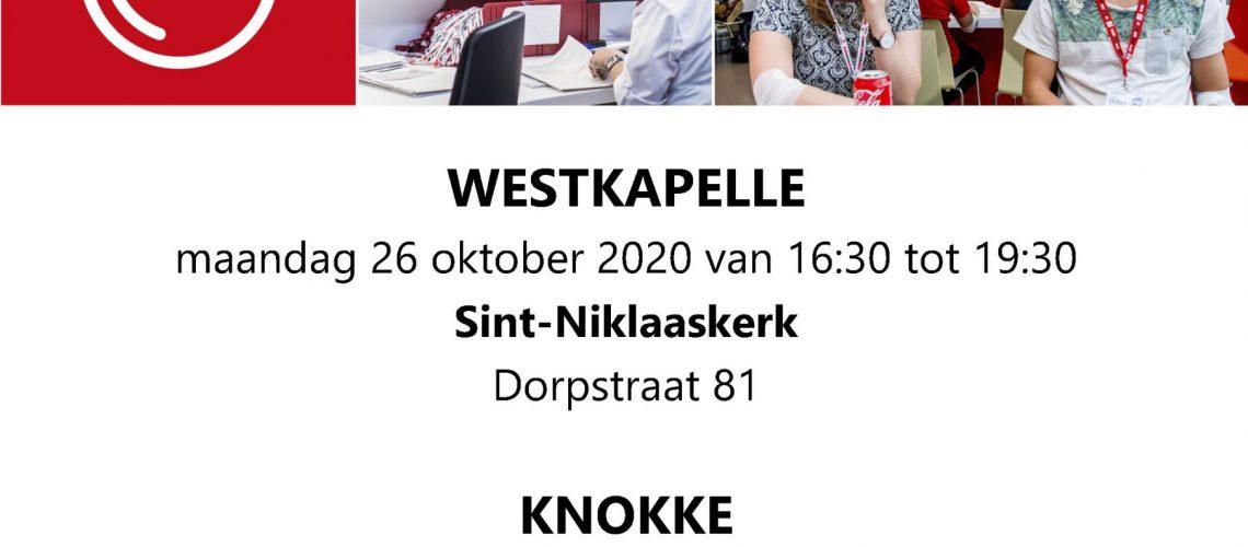 202010 - digitale affiche - Knokke-Westkapelle